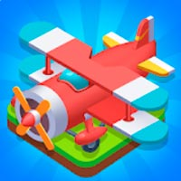 Merge Plane - Click and Idle Tycoon (много денег)