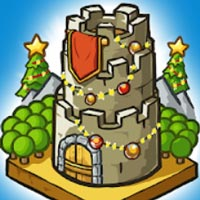Grow Castle (много денег и алмазов)