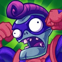Plants vs. Zombies Heroes (бесконечные кристаллы)
