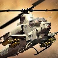 Вертолет Битва: 3D Полет (бесконечные деньги)